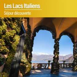Les Lacs Italiens - Juin 2017