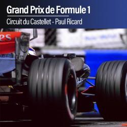 Grand prix F1 en France