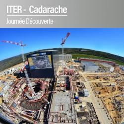 Visite guidée d'ITER et du C.E.A. - 13 septembre 2017