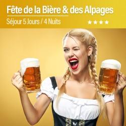 Fête de la Bière & des Alpages - 15 septembre 2017