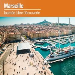 Journée libre découverte Marseille