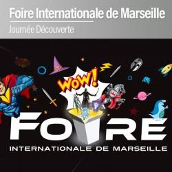 Foire Internationale de Marseille - du 22sept. au 3 oct. 2017