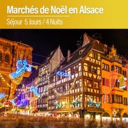 Marchés de Noël en Alsace - 11 décembre 2017