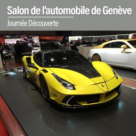 Salon de l'Auto à Genève - Jeudi 09 Mars